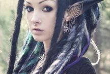forest makeup