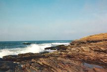 Favorite Places & Spaces / Beavertail Park Rhode Island / by James Feighny