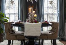 Dining room / by Janet Woolman