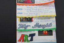 Secondary Art Classes / Art project ideas for middle and high school.