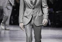 Masculine Fashion / by D W A L K