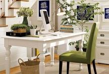 Gorgeous Home Offices / My home office will be beautiful one day!