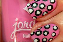 Nails / by Nicki Woo - The Home Guru / Nicole T. Woodard