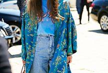 Hippie Street Style