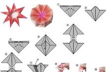 Origami und andere Faltideen