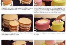 peceni - dorty, zakusky