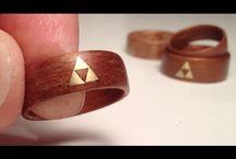 peças em madeira