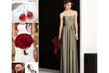 Bridesmaids Inspiration / Need some ideas for your bridesmaids? We have paired together some accesories with dresses that you can find here at JB to help you along!