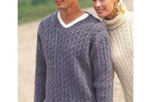 Alfie men's sweater