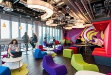Changing spaces into working places