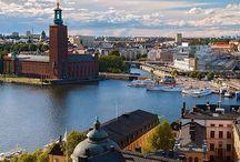 Moje podróże Szwecja