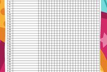 Lista de asitencia