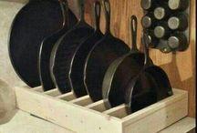 elementos orden en cocina