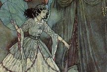 Fantasy Costumes Inspirations
