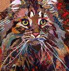 Patchwork - art quilts etc / by kiwigirl42
