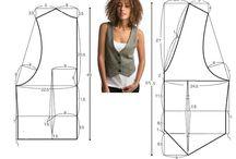 Vest(패턴)