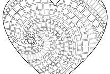 Mosaaic patterns