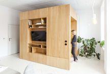 Open spaces, loft, industriële panden