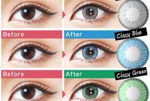 Lenses color