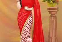 Buy Indian Designer Indian Sarees Online @ Best Rates / Uttamvastra brings you the widest designer collection of latest Indian Sarees online, women sari, trending sarees, stylish sari for every occasion.