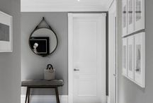 Wohnung Farbe
