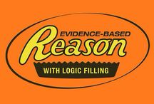 Science & Evidence Based Thinking / Science, vaccination, GMO's, evidence based thinking.  / by Kendra