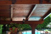 Gazebi, porticati, wooden / Piccole strutture in legno lamellare