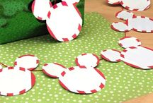 Disney Christmas Magic at Home / Crafts, projects, ideas for having Disney Christmas magic at home!