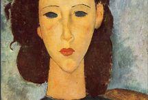 Toulouse Lautrec-Amadeo Modogliani-Fernand Léger