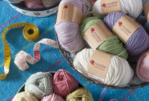 Rooster Yarns / Rooster Yarns - sumptuous soft and in a range of wonderful colours