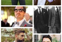 Bridegroom clothes