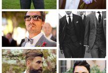 Bridegroom clothes