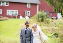 An Elegant Affair / Elizabeth and Mike left no detail overlooked for their October 3 wedding here at the inn. Each moment was perfectly captured by Christian Arthur Photography.