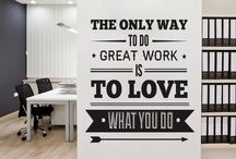 Office / Ideas on decor