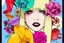 Lady Gaga <3 <3 <3 / i am a little monster