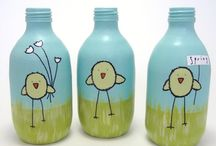 botellas para detergente