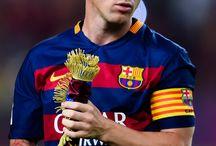 I love Messi