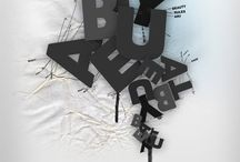 arts: typography & graphics / by Aisyah Roslan