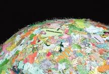 Cartography / by Susan Knauff