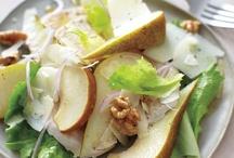 savoury ~ salads & veggie sides
