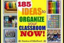 185 Ideas for Classroom Organization 2014 and Be