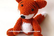 Crochet for Children / Adorable crochet toys and other projects for that special one in your life.