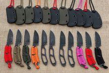 Raw Neck / Industrialny mały nóż roboczy