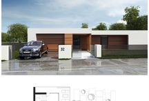 Architectes plan maison