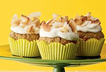 Cupcakes / Cupcakes with unique fillings and icings / by Kathy McNutt