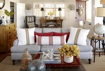 Keeping Room Ideas:: / by Martha Cary