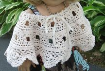 Doll clothes to,: Knit or crochet :).
