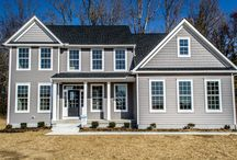 The Catherine Anne / Steeped in tradition, Foundation Homes plan, The Catherine Anne, is a classic Colonial floor plan.
