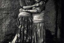 vintage pics of nepali women