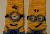 Crochet Despicable Me ( Minions ) / by Cheryl Box